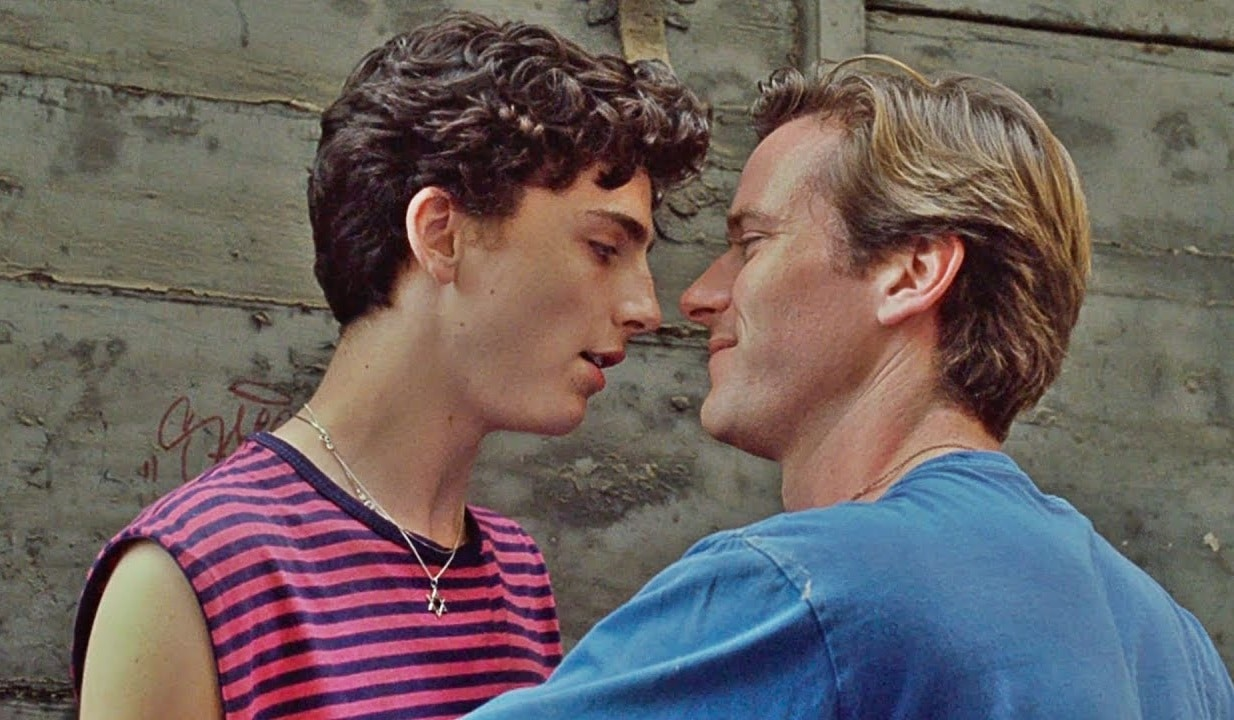 Cine gay Call me by your name