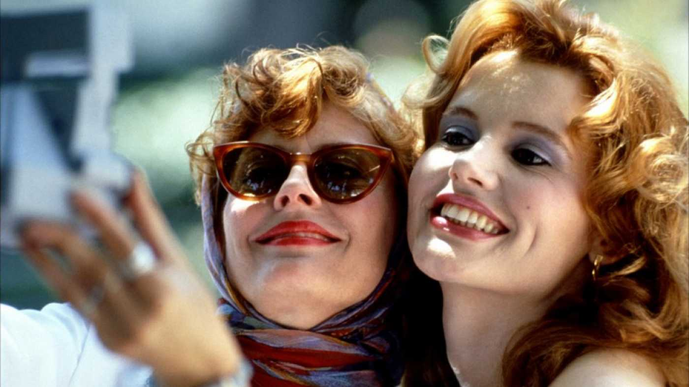 Mujer y cine: Thelma & Louise